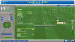 Cricket Coach 2009 Screenshot