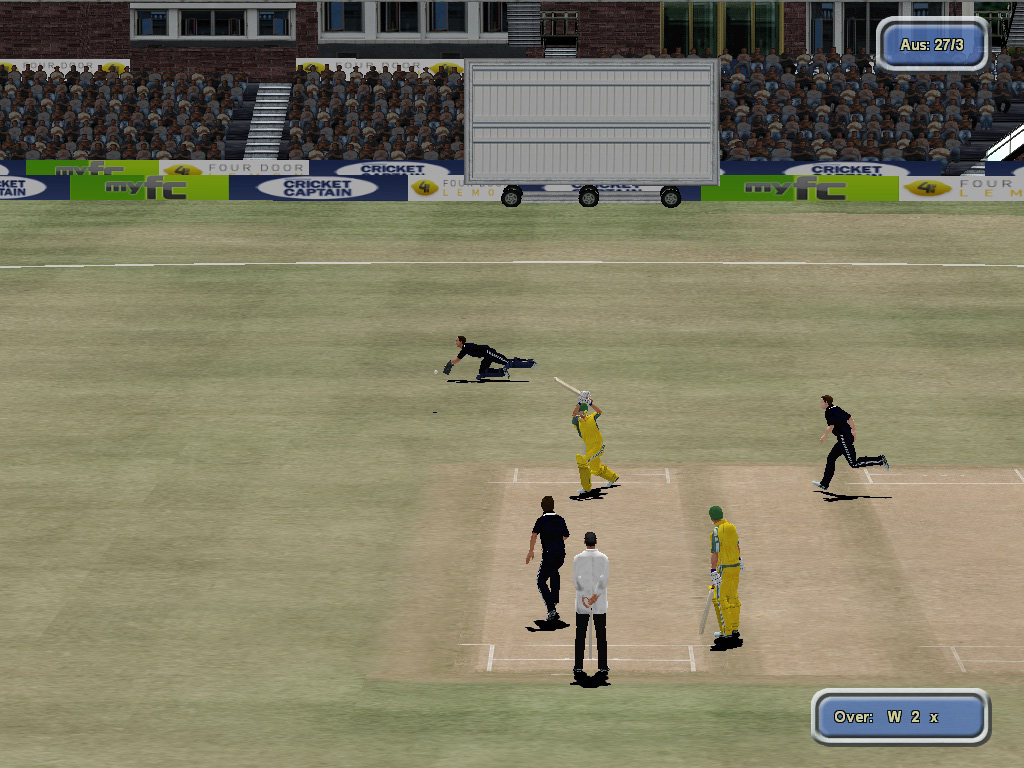 Games & Downloads: International Cricket Captain 2010 - Screenshot