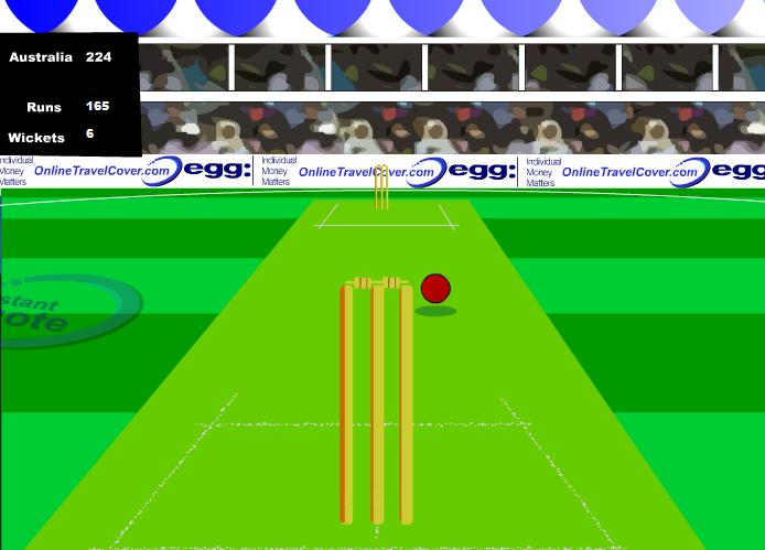 cricket flash scores