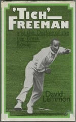 Tich Freeman and the Decline of the Leg-Break Bowler
