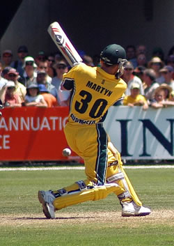 A look back at Damien Martyn