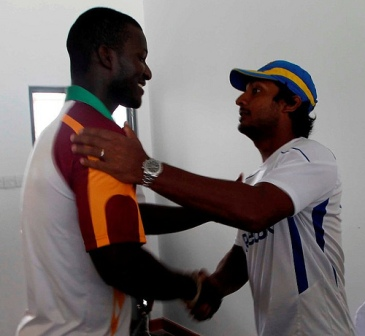 West Indies - Sri Lanka Series Ratings