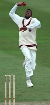 The Grim Reaper: Curtly Ambrose