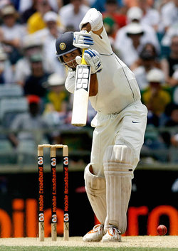 VVS Laxman: Languid and Imperious