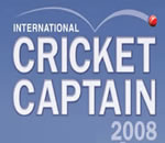 International Cricket Captain 2008 Logo