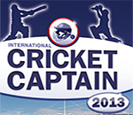 International Cricket Captain 2013
