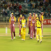 Justin Langer, Chris Rogers and Queensland