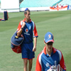Chris Read and Ashley Giles