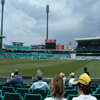Play under way at the Sydney Cricket Ground