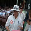 Andrew Strauss returns to the field of play