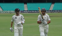 Aaron Redmond and Ross Taylor