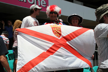 England fans