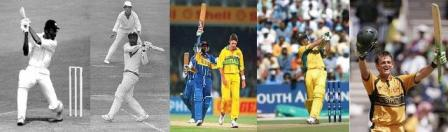 Best Eleven Hundreds of the World Cup
