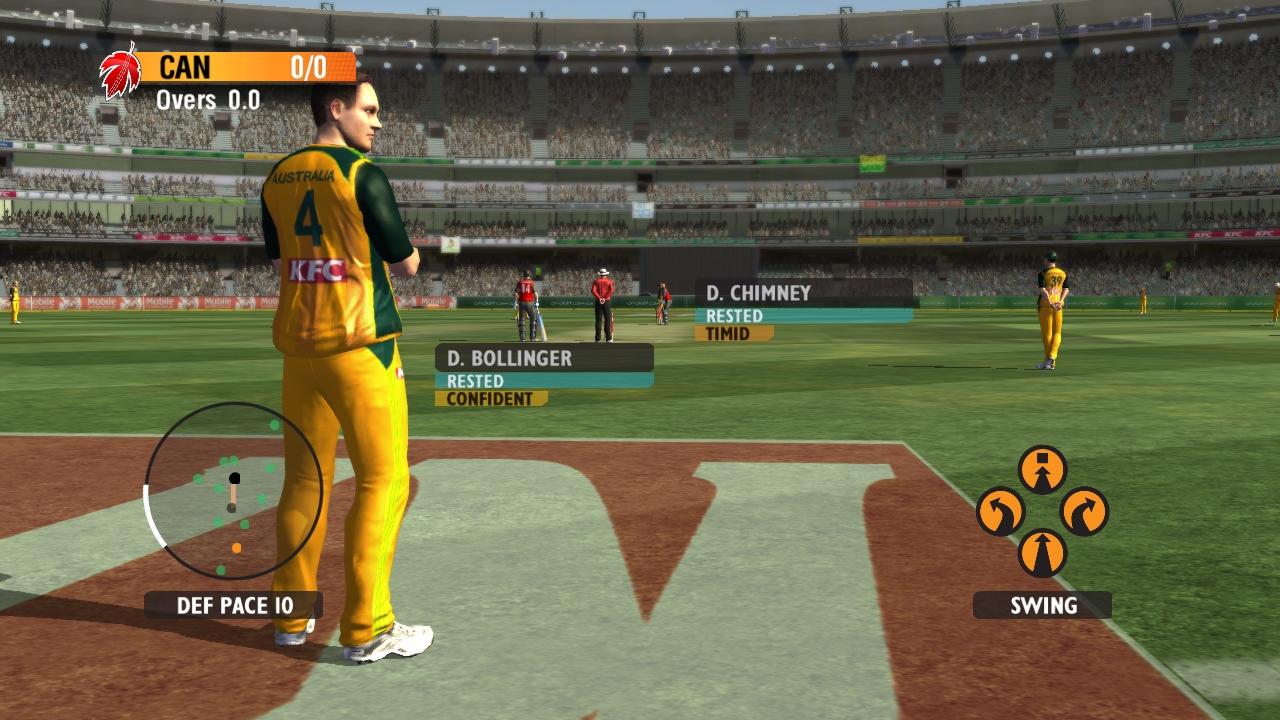 International Cricket 2010 Cricket Web