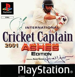 International Cricket Captain 2001