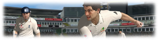 Ashes Cricket 2009 - Backgrounds