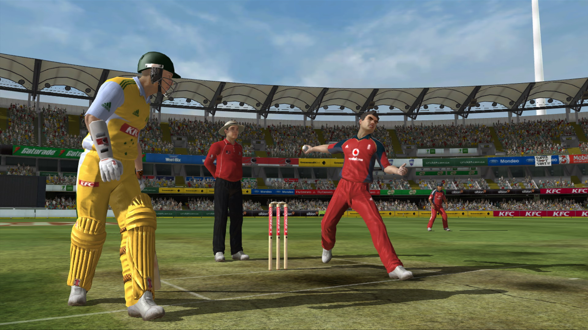 Ea sports cricket games 2009 free download.