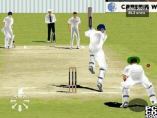 Commercial Cricket Games - Shane Warne Cricket 99