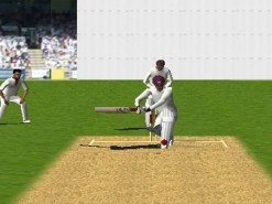 Cricket 3D: The cricket game for the Mac