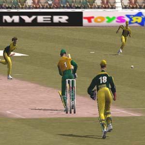 sport cricket game