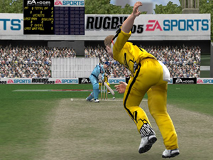 Ea sports cricket 2005 ps2 pal *no manual*   ebay.