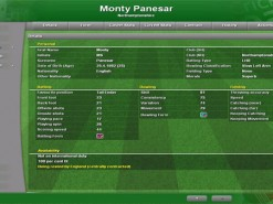 Cricket Coach 2007 Screenshot