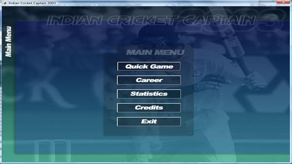 Indian Cricket Captain 2003 | Cricket Web