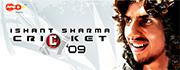 Ishant Sharma Cricket 2009