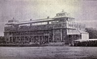 The Lord's Pavilion as it looked in Ford's time