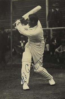 Percy Chapman, England captain 1926-31