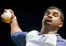 Murali seems fairly chuffed with his ranking