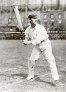 Victor Trumper at the Oval, 1902