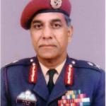 Major General Joginder Singh Rao. Photo courtesy Mrs Nandita Rao