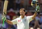 Ricky Ponting, clutch Test batsman