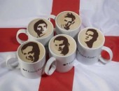 England Cricket Coffee
