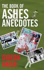 Ashes Anecdotes