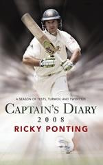 Captain Diary 2008