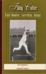 Fast Bowler Larrikin Anzac