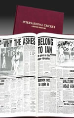 International Cricket A History From 1905