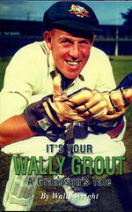 Its Your Wally Grout