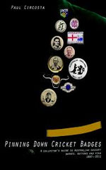 Pinning Down Cricket Badges