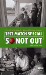 Test Match Special 50 Not Out