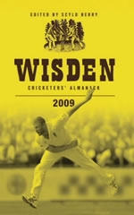 Wisden Cricketers Almanack 2009