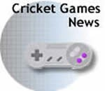 Cricket Games News
