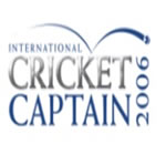 International Cricket Captain 2006 Logo