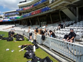 Black Caps Training