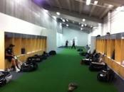 Eden Park Changing Rooms