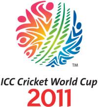 Cricket World Cup 2011 Logo