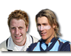 Andrew Gale and Chris Taylor Cricket Column