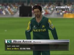 Brian Lara International Cricket 2005 Screenshot